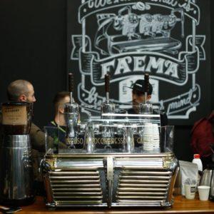 "MILAN COFFEE FESTIVAL -LATIN AMERICAN BARISTA CARLOS ALVARADO, AWARDED""COFFEE MASTER"""
