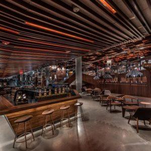 STARBUCKS OUVRE UNE DESTINATION DE CAFÉ IMMERSIVE DE 23000 PIEDS CARRÉS À NEW YORK