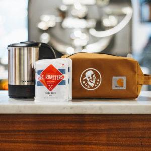 """HONEST COFFEE ROASTERS CREATES NEW INNOVATIVE """"STEEPED"""" COFFEE"""