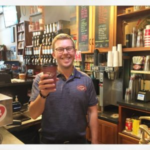 TRAVERSE CITY COFFEE SHOP SET PARA SERVIR BEBIDAS INFLUIDAS CON ACEITE DE CBD