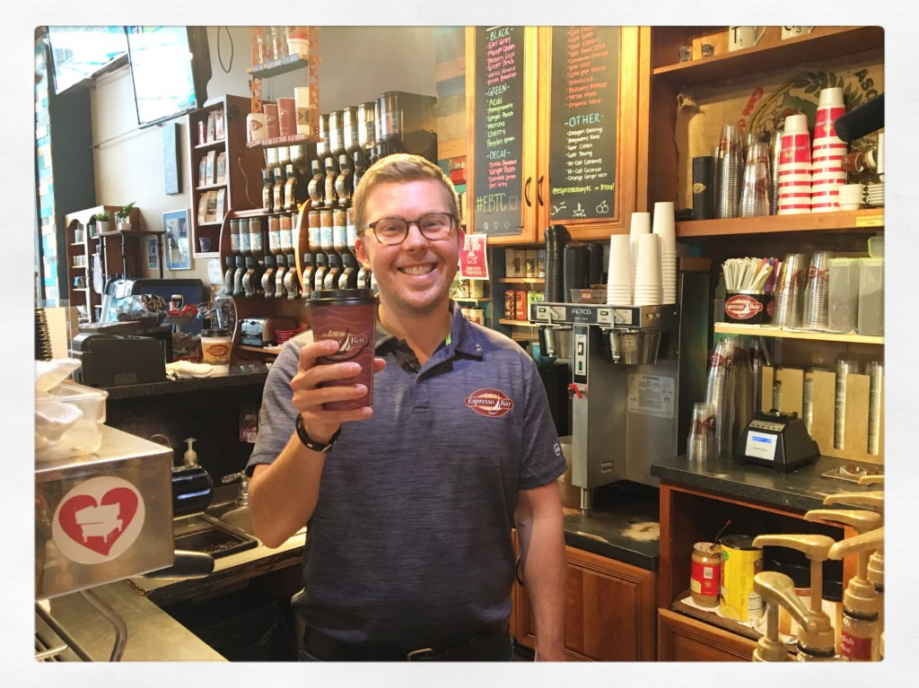 TRAVERSE CITY COFFEE SHOP SET TO SERVE CBD OIL INFUSED DRINKS