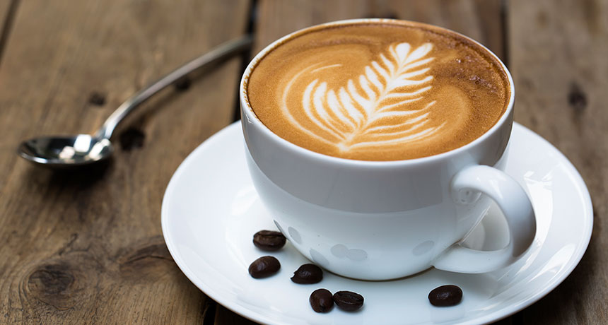DRINKING TOO MUCH COFFEE MAY CAUSE MAGNESIUM DEFICIENCY