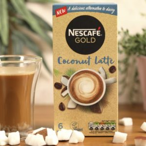 NESTLÉ  LAUNCHES PLANT BASED LATTE COFFEE IN THE UK