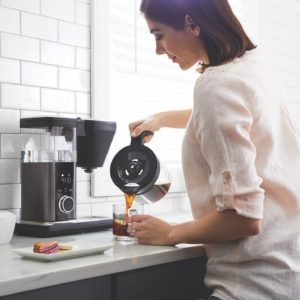 PADERNO'S BALANCED BREW COFFEE MAKER RECEIVES SCA HOME BREWER CERTIFICATION