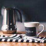 TOP 8 COFFEE HEALTH BENEFITS