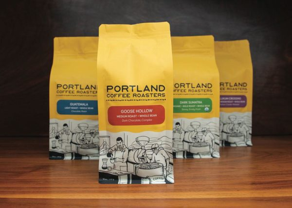 PORTLAND COFFEE ROASTERS  RECEIVES SQF FOOD SAFETY CERTIFICATION