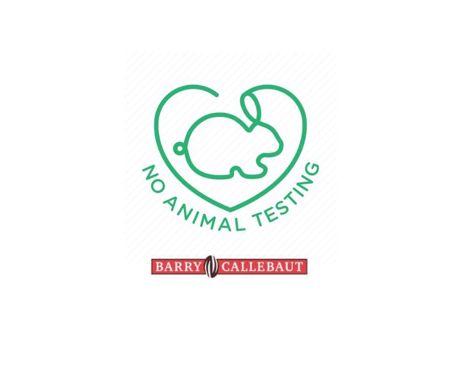 BARRY CALLEBAUT BANS ANIMAL TESTING