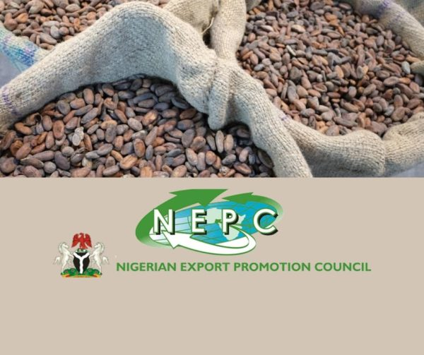 NEPC TO SUPPORT FARMERS ON COCOA EXPORT