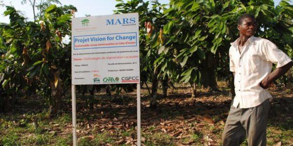 GCF ASIGNA $11M AL PROYECTO DE AGROECOLOGÍA DEL CACAO EN CÔTE D'IVOIRE