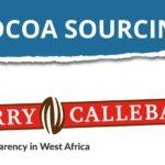 BARRY CALLEBAUT DIVULGUE LES FOURNISSEURS DIRECTS DE CACAO