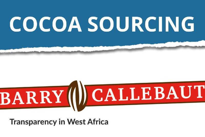 BARRY CALLEBAUT DISCLOSES DIRECT COCOA SUPPLIERS