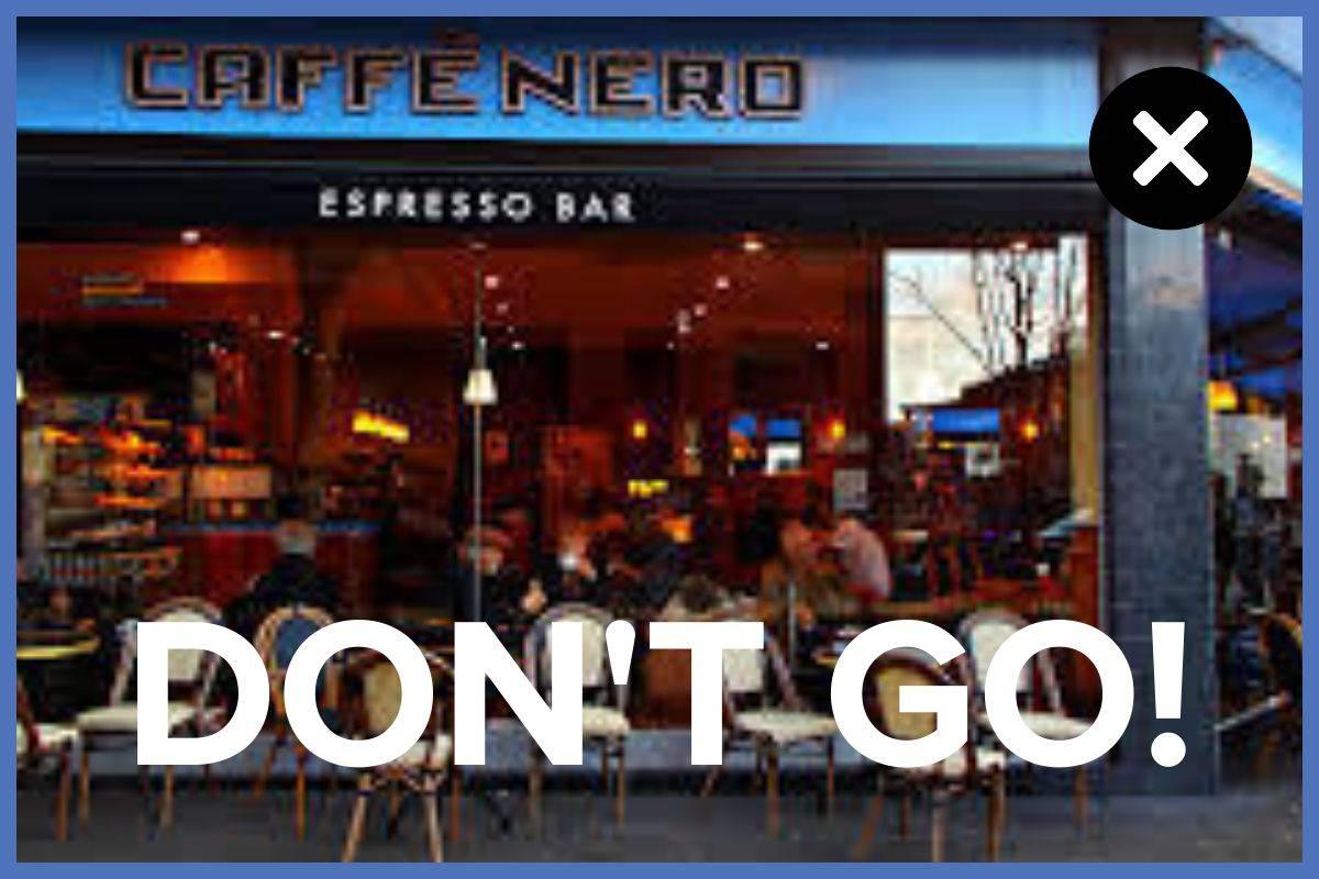CAFFÈ NERO CONSIDERA EL CVA PARA EVITAR LA ADMINISTRACIÓN