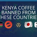 LE CAFÉ KENYEN REJETÉ PAR LE JAPON ET LA CORÉE DU SUD