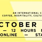 THE GLOBAL COFFEE FESTIVAL - FREE REGISTRATION