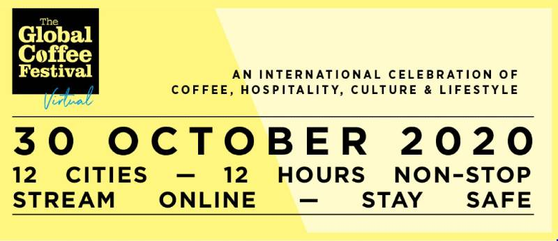 THE GLOBAL COFFEE FESTIVAL – FREE REGISTRATION