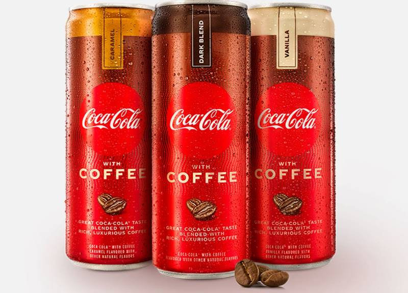 COCA COLA WITH COFFEE TO BE LAUNCHED SOON IN A BET TO BOOST SALES