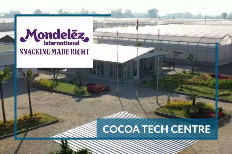 MONDELĒZ ABRE NUEVO COCOA TECH CENTER EN INDONESIA