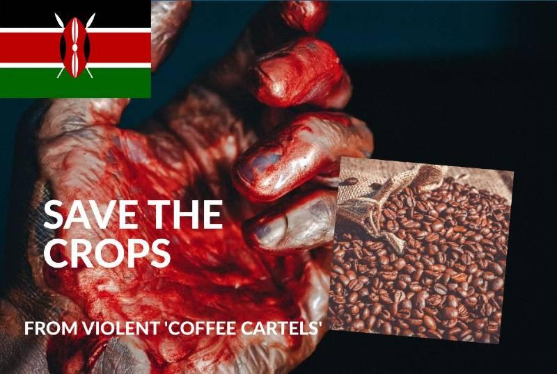 KENYAN FARMERS SEEK PROTECTION AGAINST 'COFFEE CARTELS'
