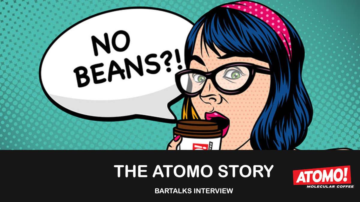 ¡LA HISTORIA DEL ATOMO! POR QUÉ EL CAFÉ FUTURO PUEDE NO CONTENER CAFÉ