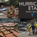 EL HURACÁN ETA DEVASTEA LAS COMUNIDADES AGRÍCOLAS DE AMÉRICA CENTRAL