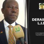COCOBOD. GRANDES ENTREPRISES 'TRACER POUR DÉRAILLER LE COUVERCLE'
