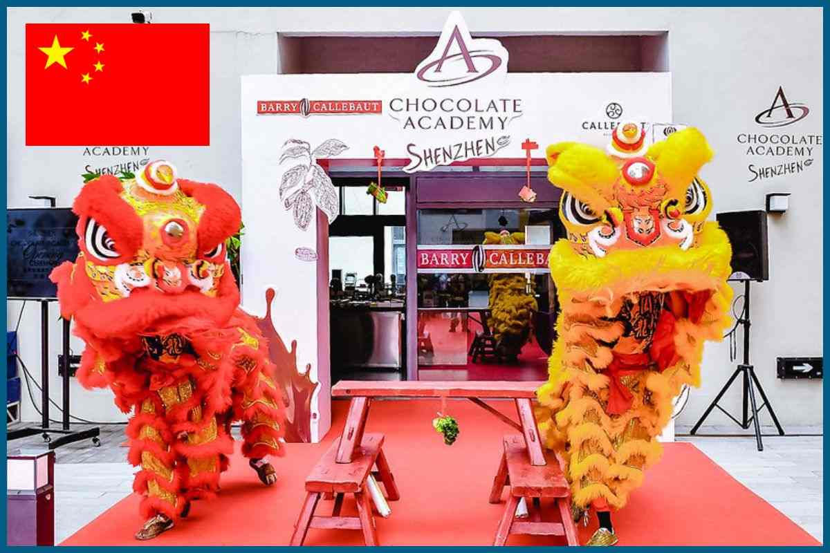 BARRY CALLEBAUT OPENS NEW CHOCOLATE ACADEMY IN CHINA