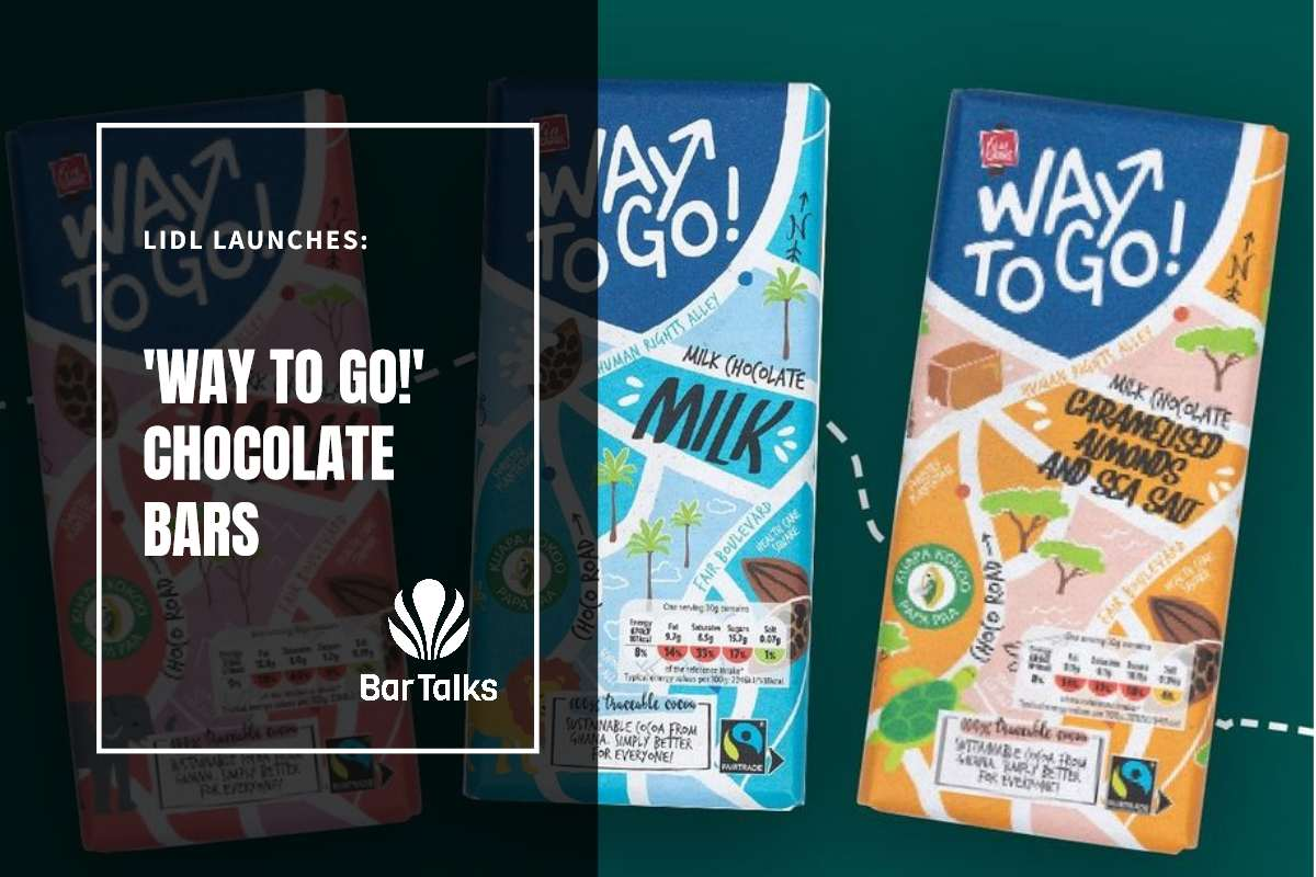 LIDL'S 'WAY TO GO!' CHOCOLATE GOES FAIRTRADE AND BEYOND