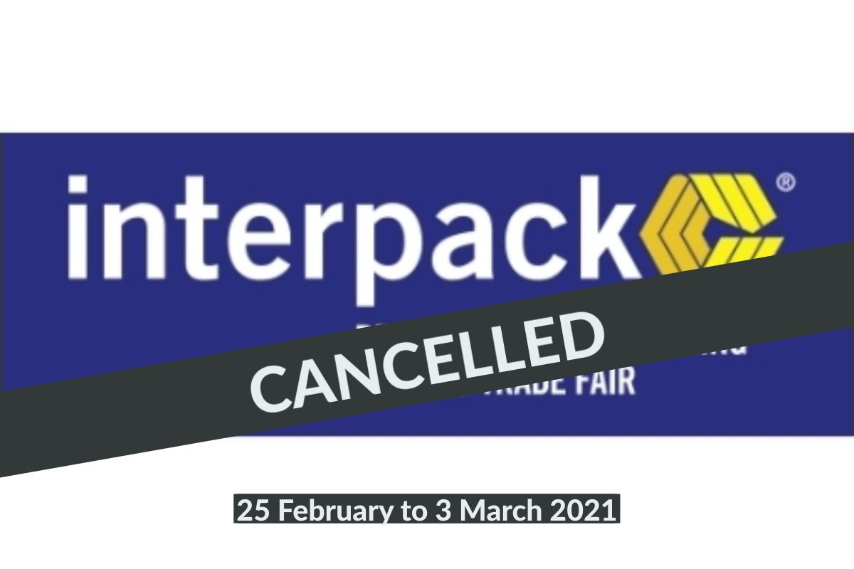 INTERPACK 2021 CANCELLED