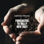 COFFEE PRICES CONTINUE TO RISE INTO THE NEW YEAR