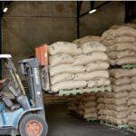 COTE D'IVOIRE FACES 100,000 TONNES OF COCOA STOCKPILE