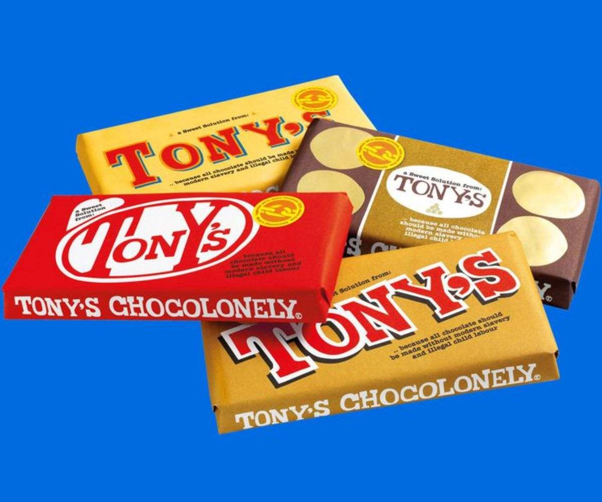 TONY'S CHOCOLONELY 'LOOK-ALIKE' BARS PULLED FROM SUPERMARKETS