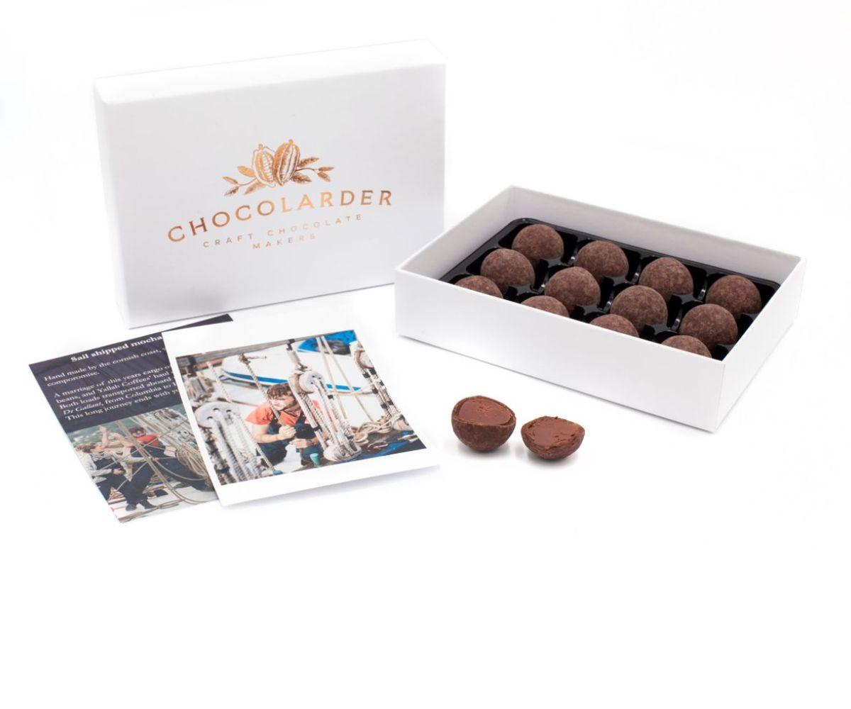 CHOCOLARDER – SAILED SHIPPED COCOA