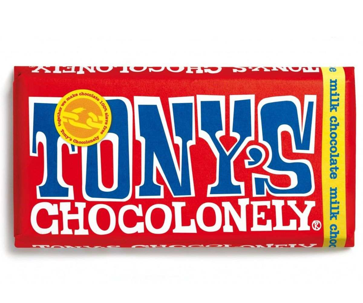 TONY'S CHOCOLONELY DE-LISTED AS 'ETHICAL CHOCOLATE BRAND'