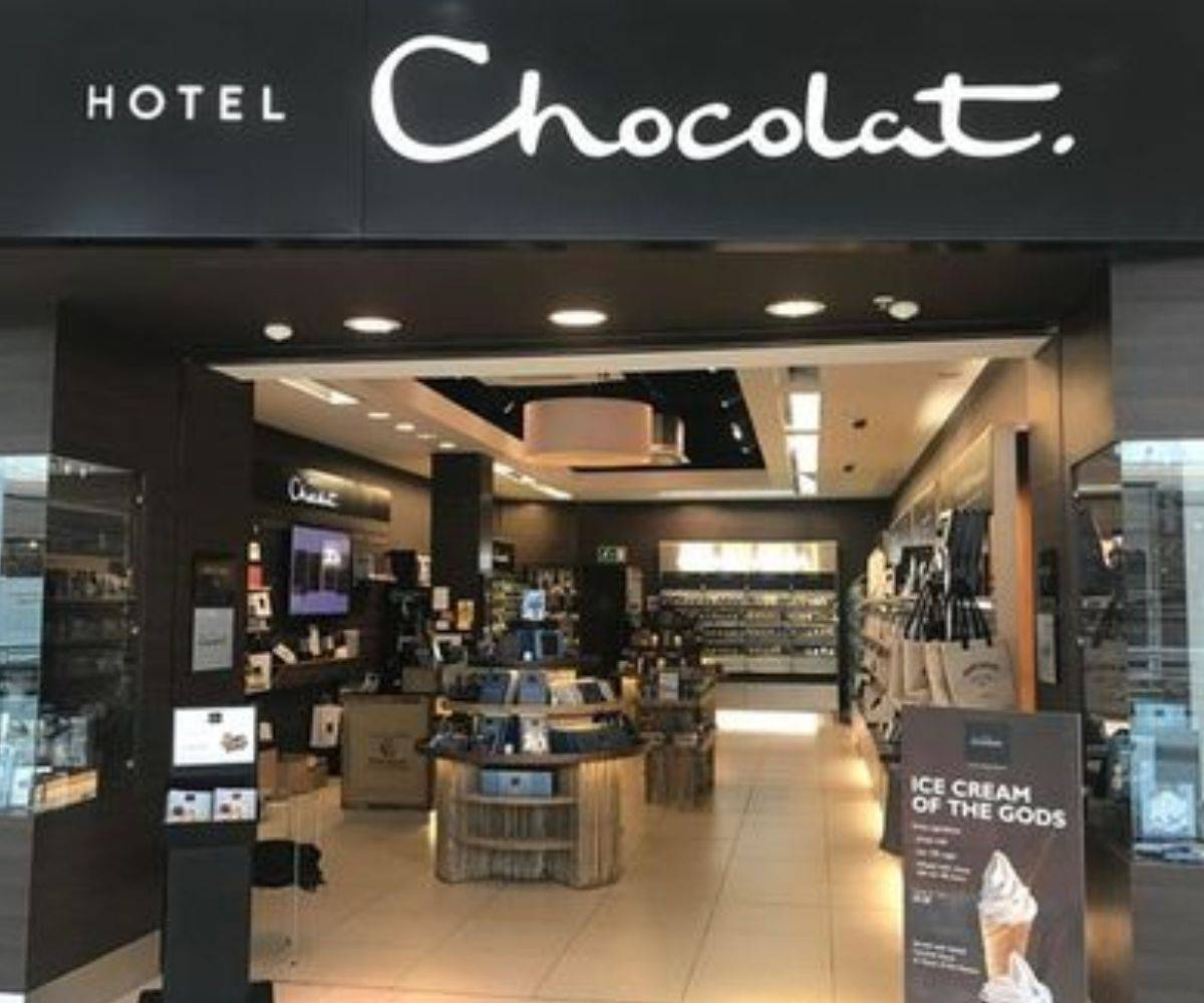 HOTEL CHOCOLAT ONLINE SALES BOOSTED DUE TO PANDEMIC