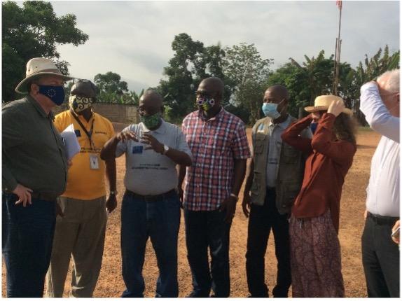 VADEMCO IN LIBERIA USES EU GRANT TO IMPROVE COCOA