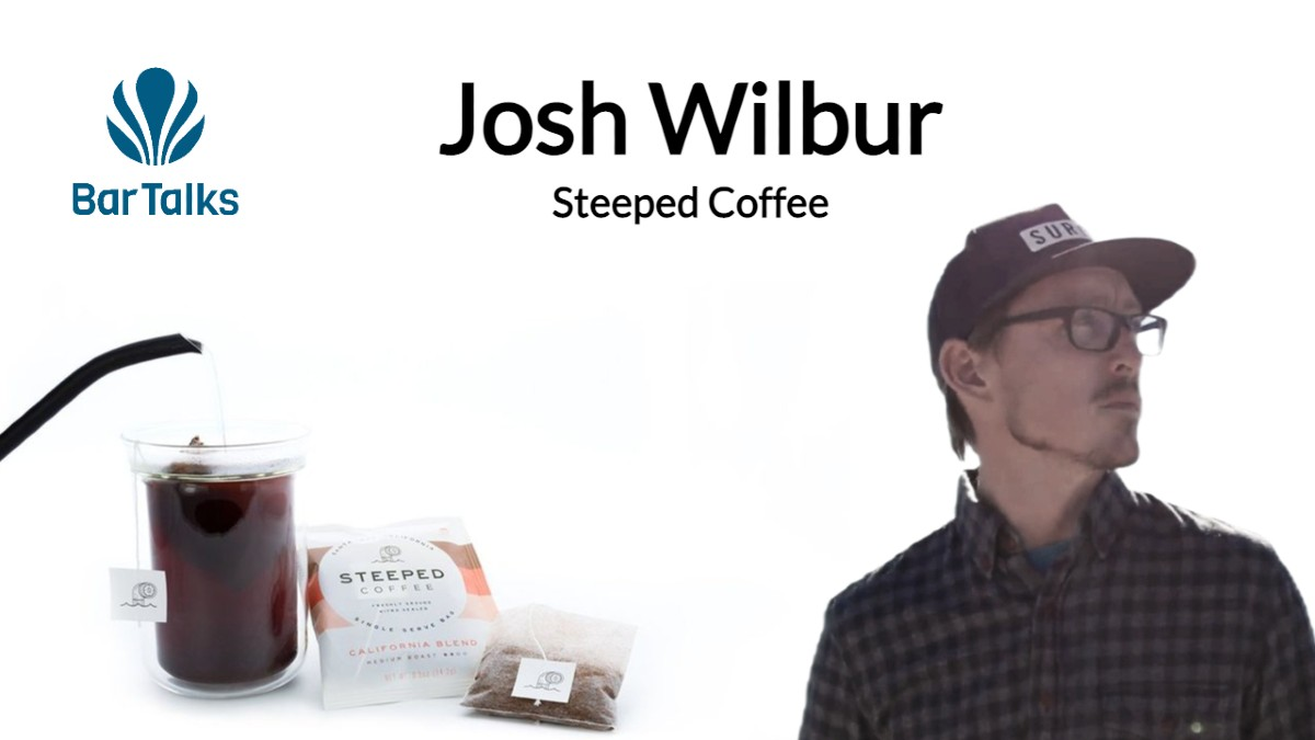 INTERVIEW WITH JOSH WILBUR OF STEEPED COFFEE
