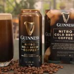 GUINNESS LAUNCH NITRO COLD BREW COFFEE BEER
