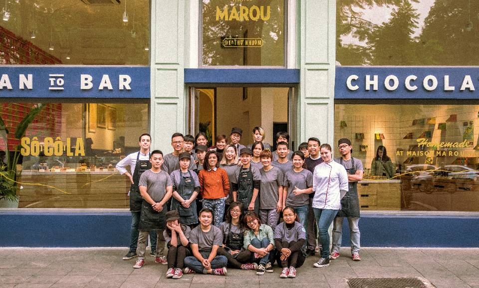MAROU TAKES EXTERNAL INVESTMENT TO GROW VIETNAM BUSINESS
