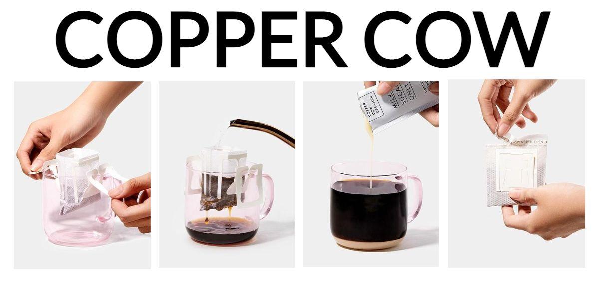 COPPER COW COFFEE CLÔT UN INVESTISSEMENT POUR DES PLANS D'EXPANSION