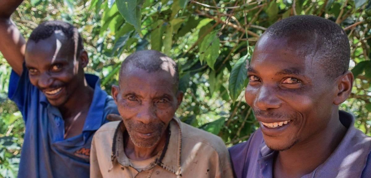 'FARM TO HOME COFFEE' RETURNS ALL PROFITS TO FARMERS