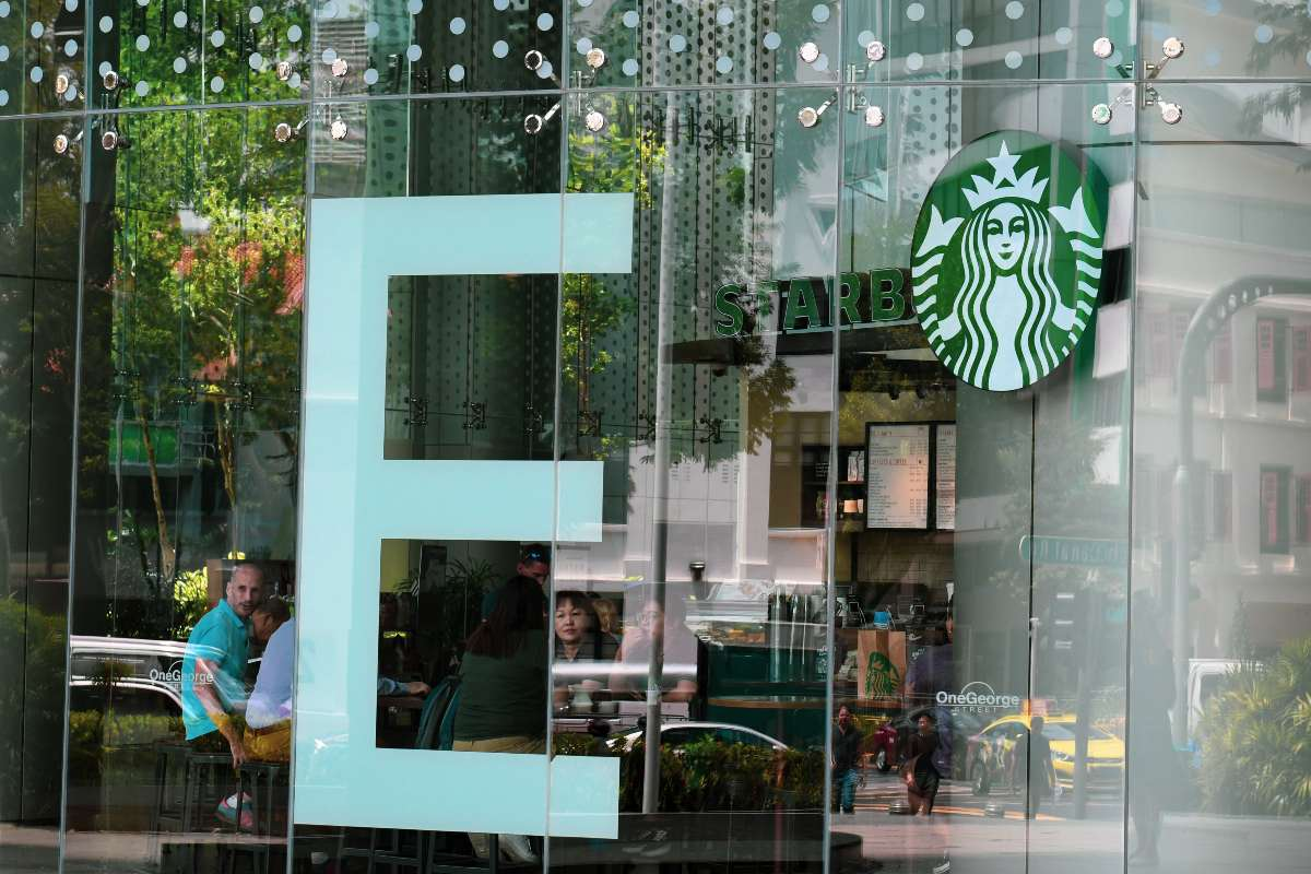 STARBUCKS REPORTS GROWTH IN 2021 Q2 EARNINGS