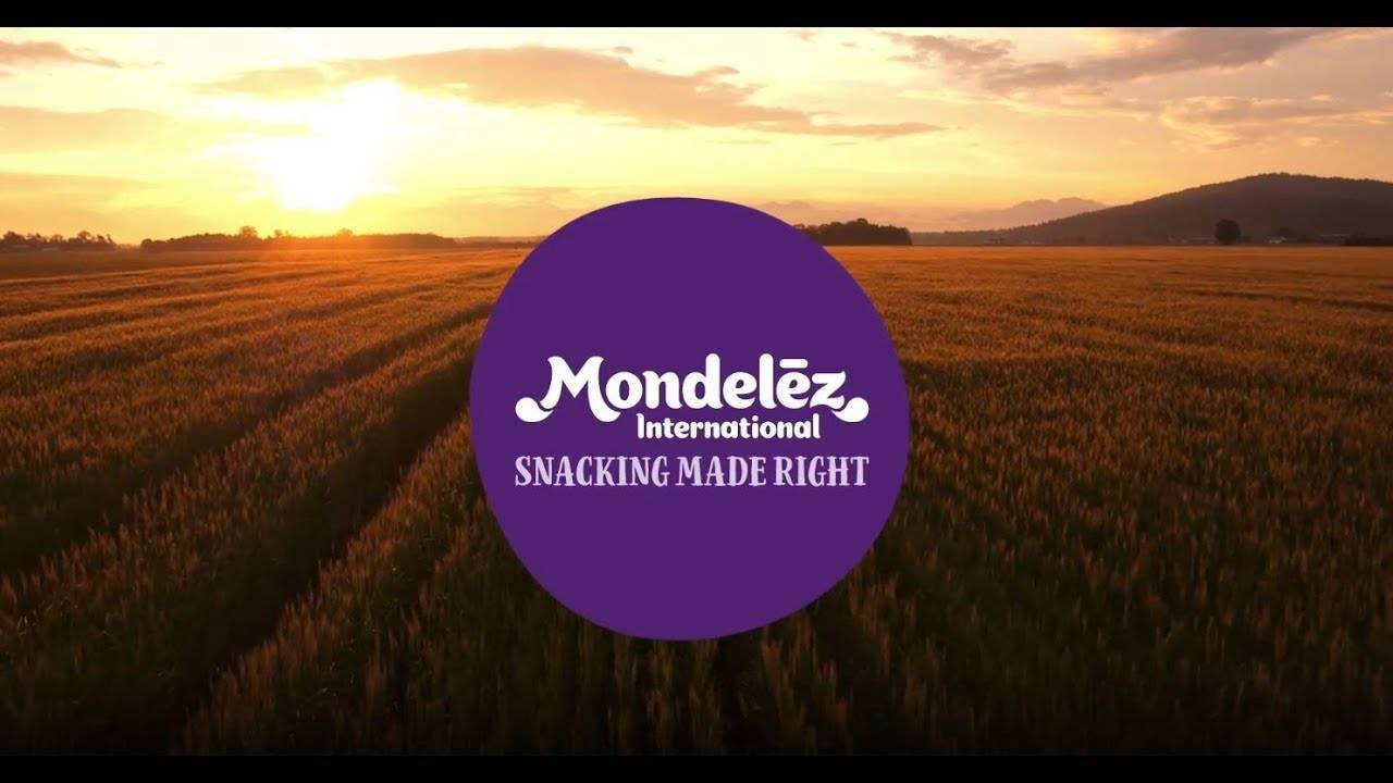 WE LOOK AT MONDELĒZ'S SNACKING MADE RIGHT' AGENDA