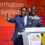 GHANA'S MINISTRE DE L'AGRICULTURE -NOUVELLE PRÉSIDENTE DE L'ORGANE CÔTE D'IVOIRE & GHANA