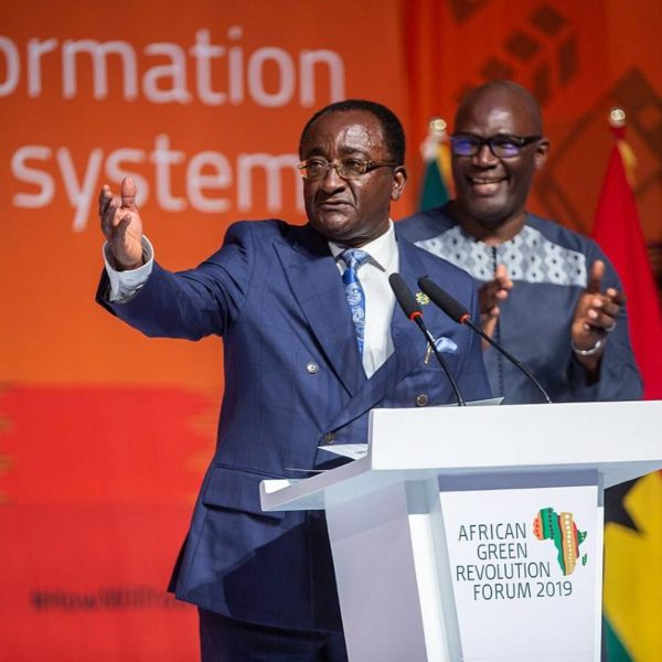 MINISTRE GHANA DE L'AGRICULTURE - NOUVELLE PRÉSIDENTE DE CTE D'IVOIRE & GHANA BODY
