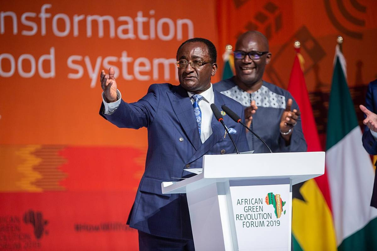 GHANA'S MINISTER FOR AGRICULTURE -NEW CHAIR OF CÔTE D'IVOIRE & GHANA BODY