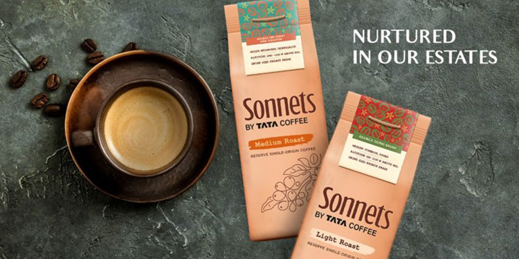 TATA CONSUMER PRODUCTS LAUNCHES INDIAN COFFEE PRODUCTS