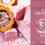 VAN HOUTEN LAUNCHES RUBY POWDERED CHOCOLATE DRINK