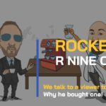 BEAN TALK -  THE ROCKET R NINE ONE. WHY THIS VIEWER BOUGHT ONE!