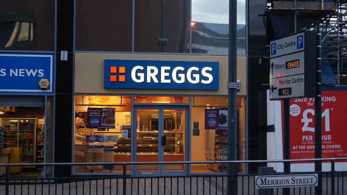 GREGGS BAKERS COMMITS TO FAIRTRADE COCOA