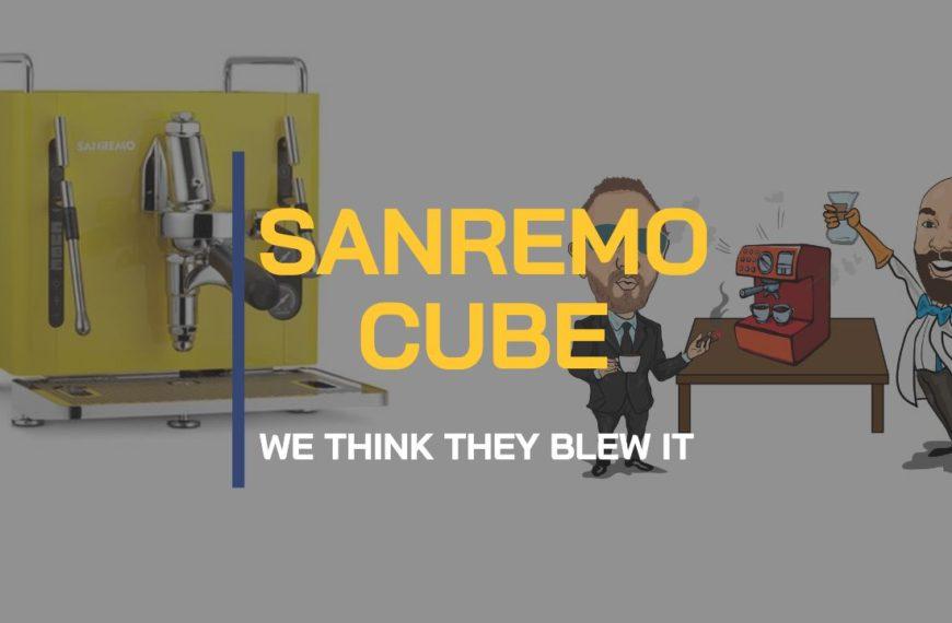 BEAN TALK - EL CUBO SANREMO - ¿LO HAN SOPLADO?